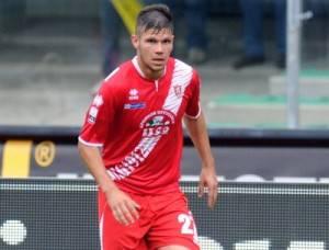 Marco Calderoni, qui con la maglia del Grosseto (getty images)