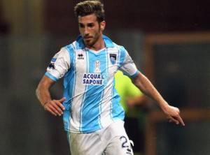 Antonino Ragusa, qui in maglia Pescara (getty images)
