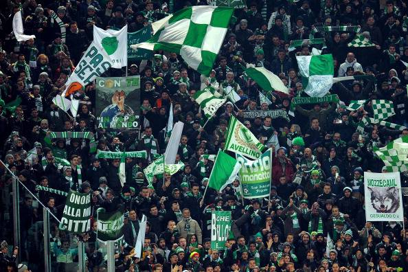 Avellino (Photo by Valerio Pennicino/Getty Images)