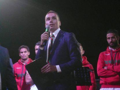 Ternana, i Longarini salutano: il sindaco risponde