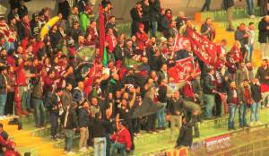 Salernitana tifo