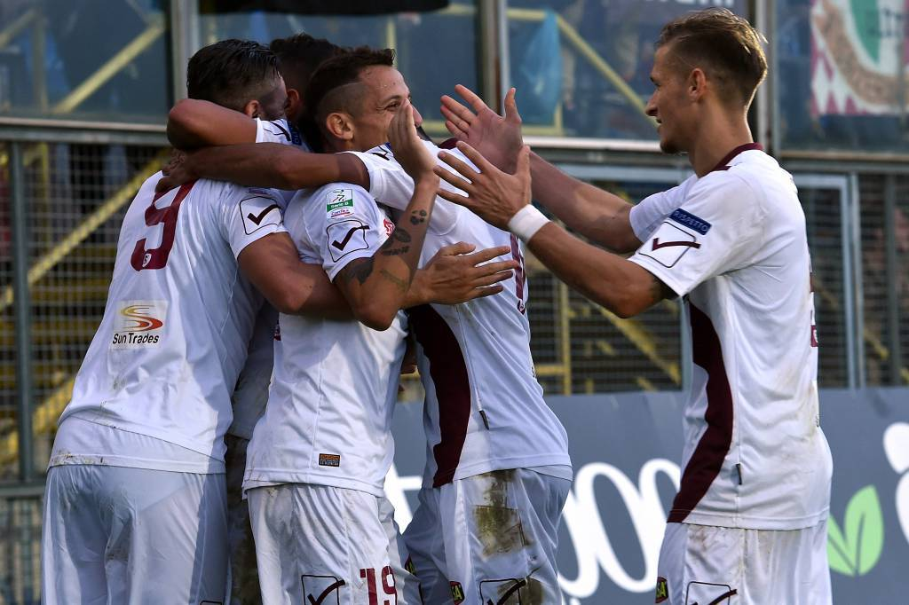 Serie B: Salernitana-Cremonese 1-1, Arini risponde a Ricci
