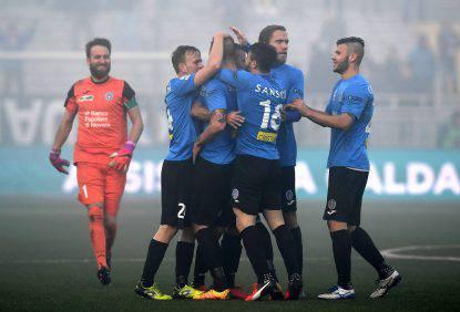Carpi sconfitto a Novara