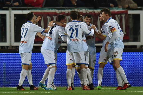 Doppietta di Floccari, Spal sempre solitaria al comando della Serie B