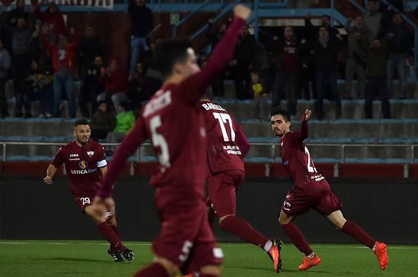 Serie B, 32a giornata: Benevento-Trapani 1-3, Coronado e Curiale firmano il colpaccio