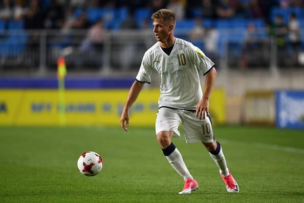 Italia-Inghilterra 1-3: non basta Orsolini, il sogno finisce in semifinale