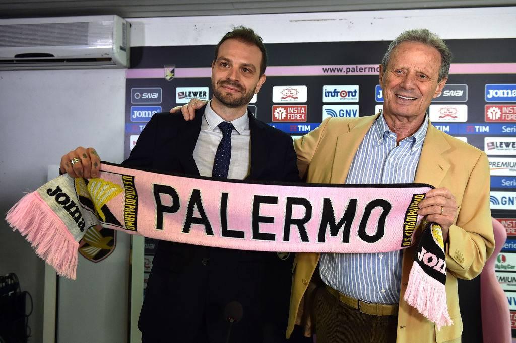 Maurizio Zamparini: il Palermo Calcio società sanissima