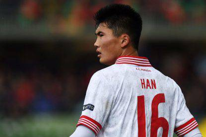 infortunio Han