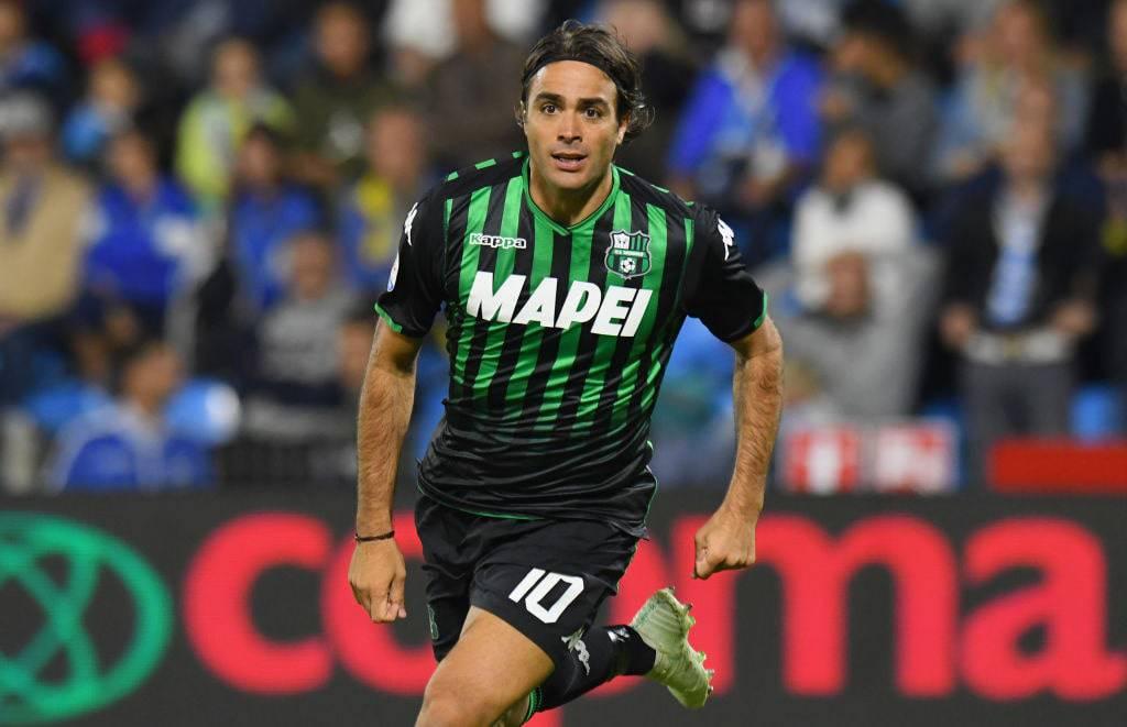 Calciomercato Benevento Matri gennaio Sassuolo Bucchi Bianda Roma