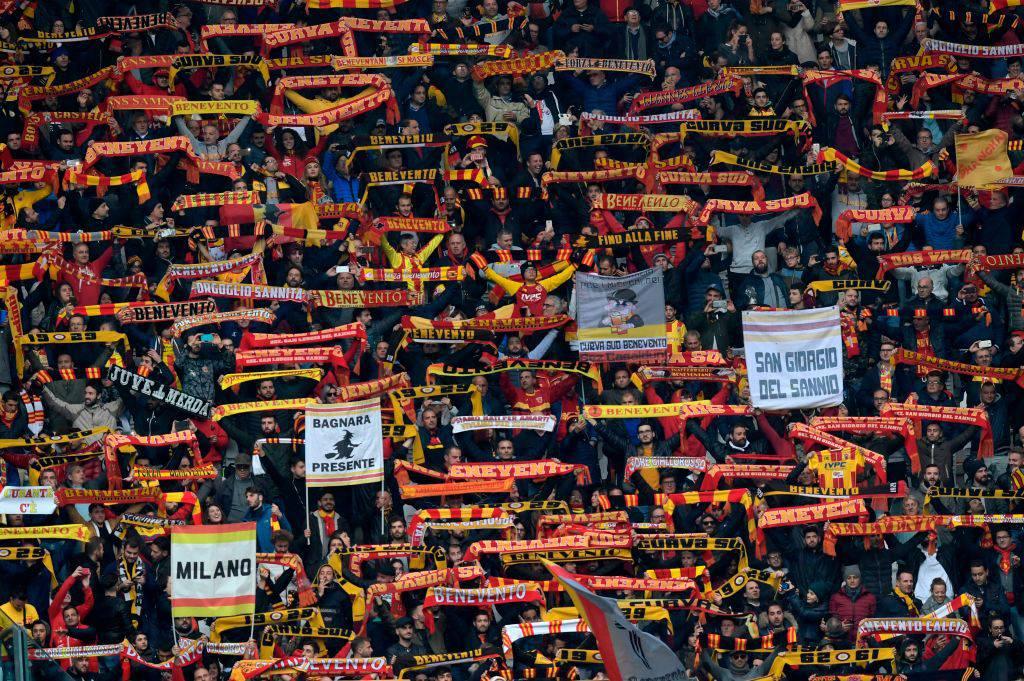 Benevento Foggia Salernitana Hetemaj