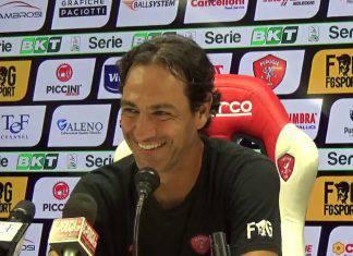 Alessandro Nesta Perugia allenatore