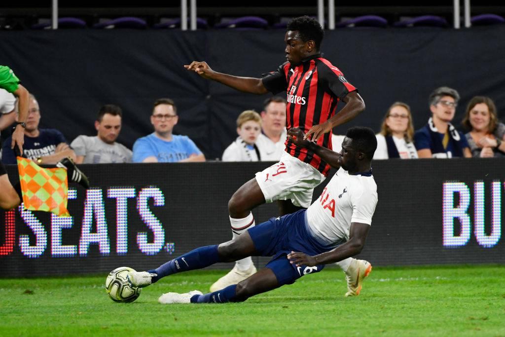 Calciomercato Pordenone, piace Frank Tsadjout del Milan