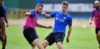 Calciomercato Inter Emmers futuro Sampdoria