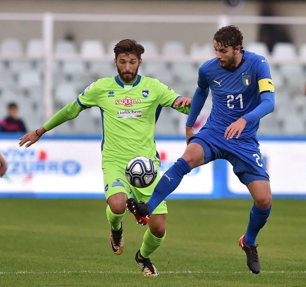Calciomercato Pescara, addio a Mancuso: l'attaccante della Juve verso la A