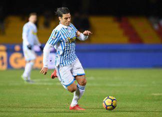 Calciomercato Salernitana Floccari Livorno Spal scadenza contratto 2019 gennaio