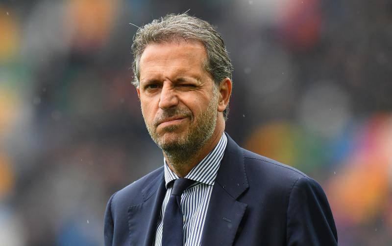 Fabio Paratici Calciomercato Juventus