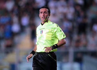 Arbitri Serie B 19a giornata