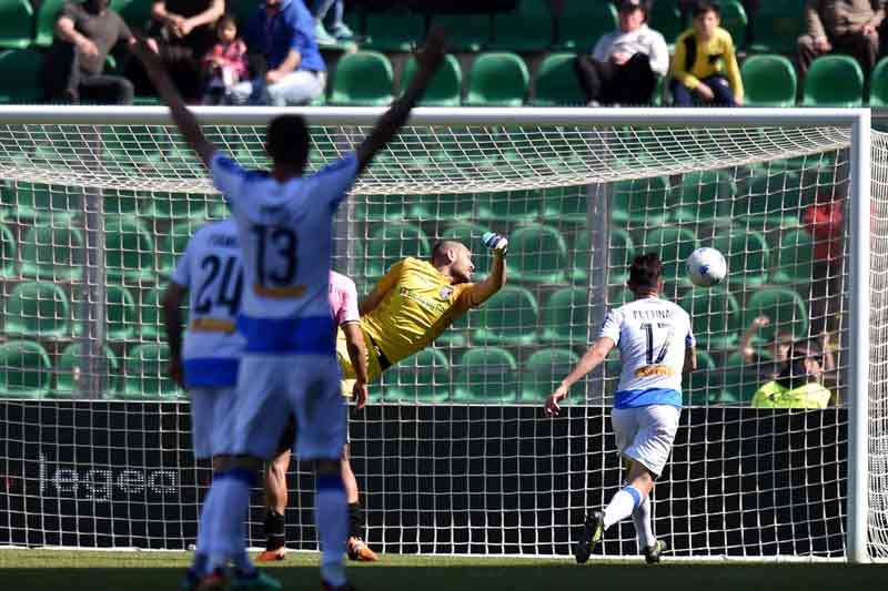 Highlights Pescara Carpi 2 0 Serie B Video Gol E Tabellino
