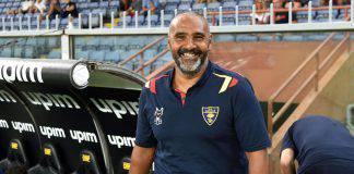Lecce Serie B esclusivo Meluso calciomercato Luperto Napoli