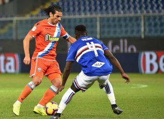Calciomercato Spal Floccari Salernitana Scadenza contratto 2019 gennaio
