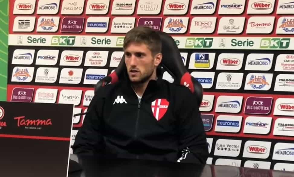 Calciomercato Padova Mazzocco scadenza contratto 2019