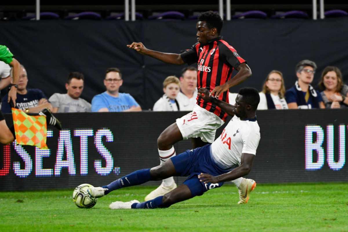 Tsadjout calciomercato Milan Serie B
