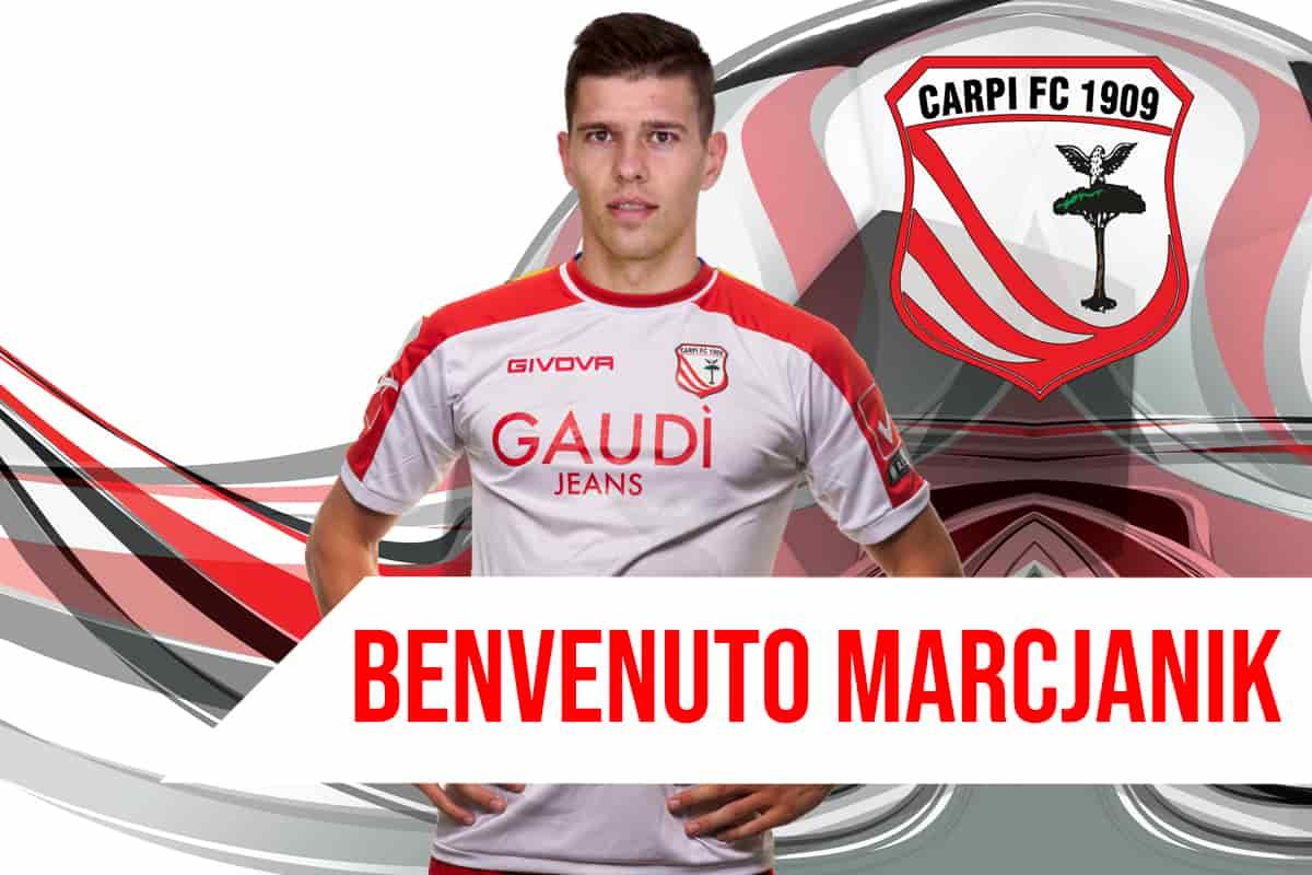 Calciomercato Carpi Marcjanik
