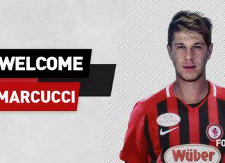 Calciomercato Foggia Roma Marcucci
