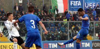 Calciomercato Ascoli, sorpasso Pescara per Scamacca del Sassuolo