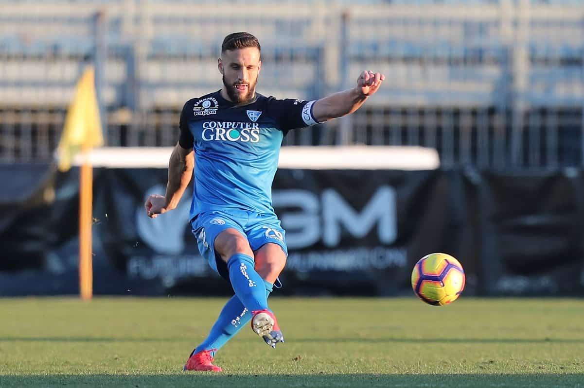 Calciomercato, interesse del Palermo per Silvestre dell'Empoli