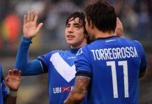 Calciomercato Brescia Tonali Roma