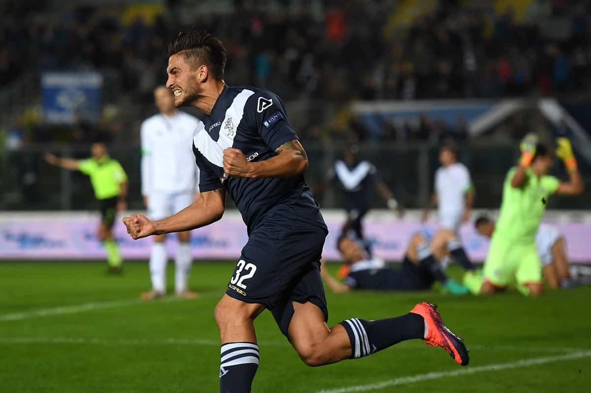 Torregrossa, gol e assist: stastistiche del bomber del Brescia