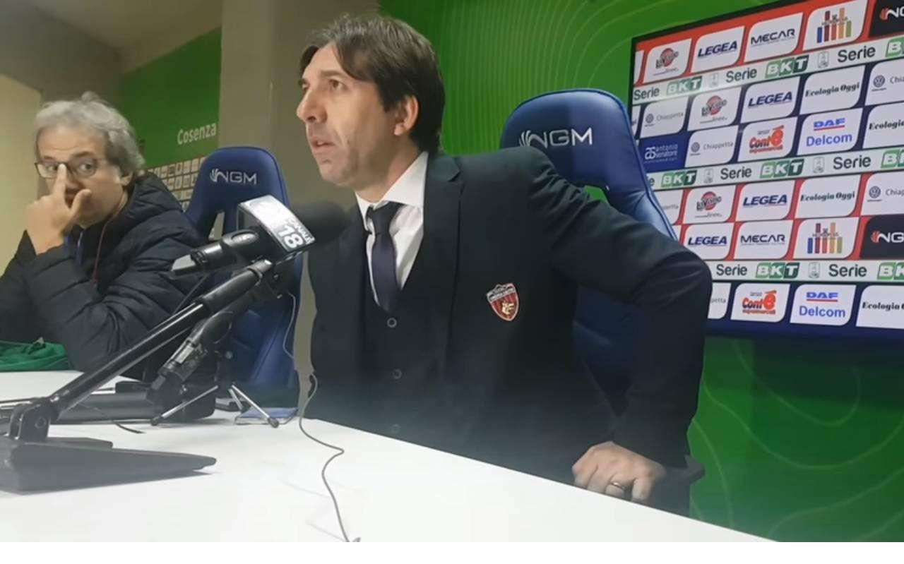 Calciomercato Cosenza, Trinchera rinnova il contratto fino al 2021
