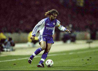 Batistuta Fiorentina Serie B