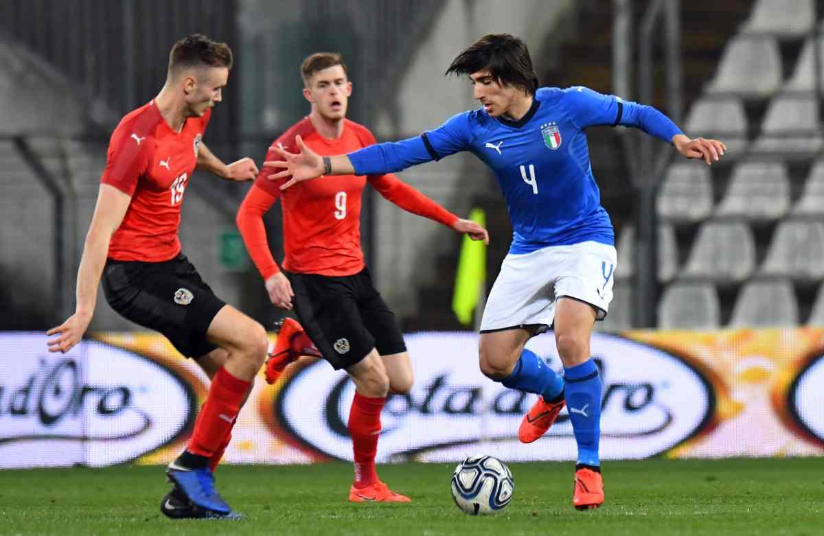 Italia Tonali Brescia Calciomercato