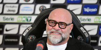 Serse Cosmi, allenatore Venezia