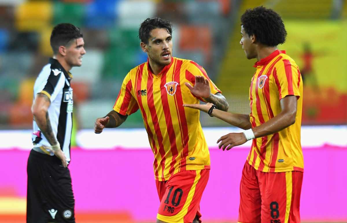 Nicolas Viola centrocampista Benevento