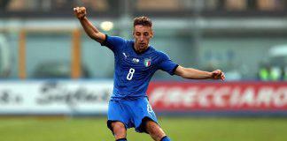 Calciomercato, Frattesi nel mirino della Juventus. Ma la Roma ha diritto di recompra dal Sassuolo