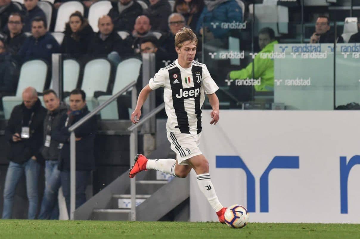 Juventus Nicolussi perugia
