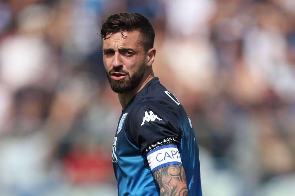 Empoli Caputo Sassuolo Mancuso Juventus