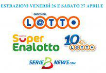 Lotto 10eLotto SuperEnalotto