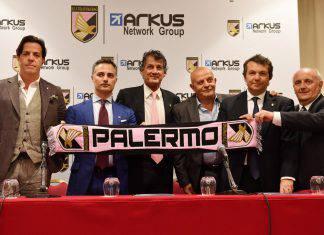 Palermo iscrizione Serie B
