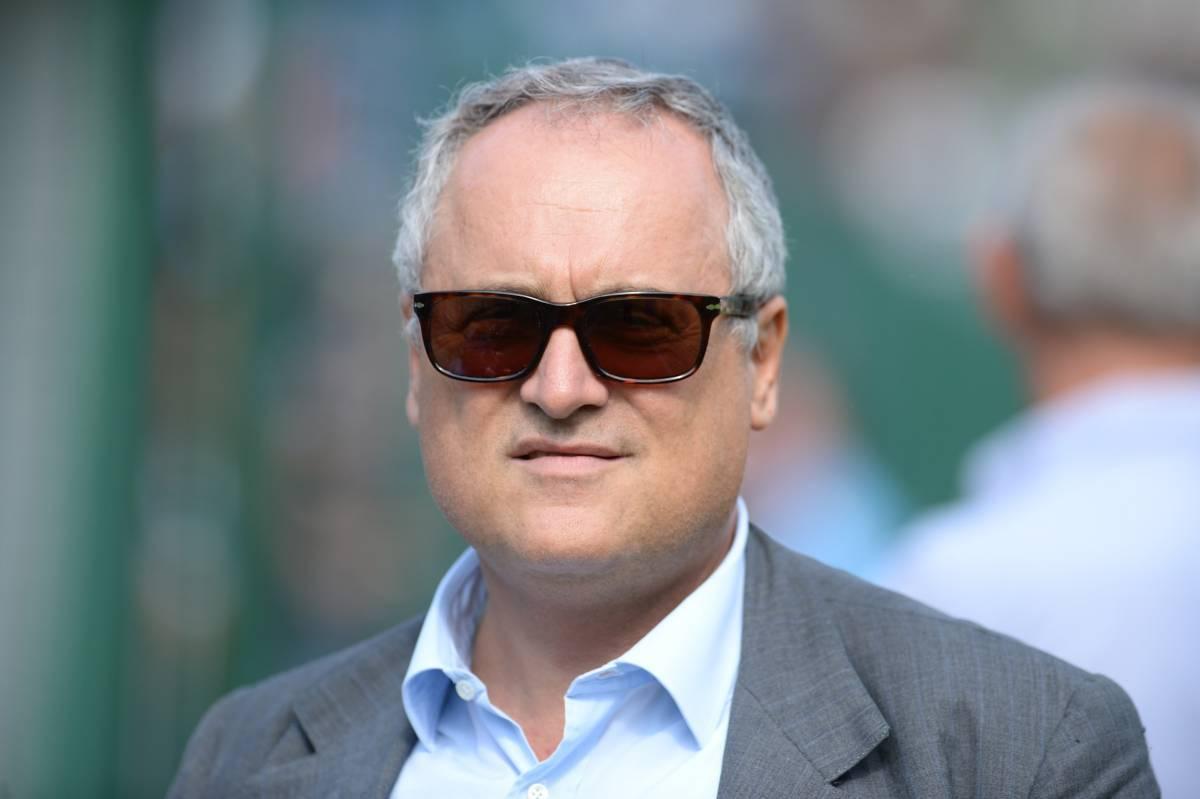 Salernitana Lotito Lazio