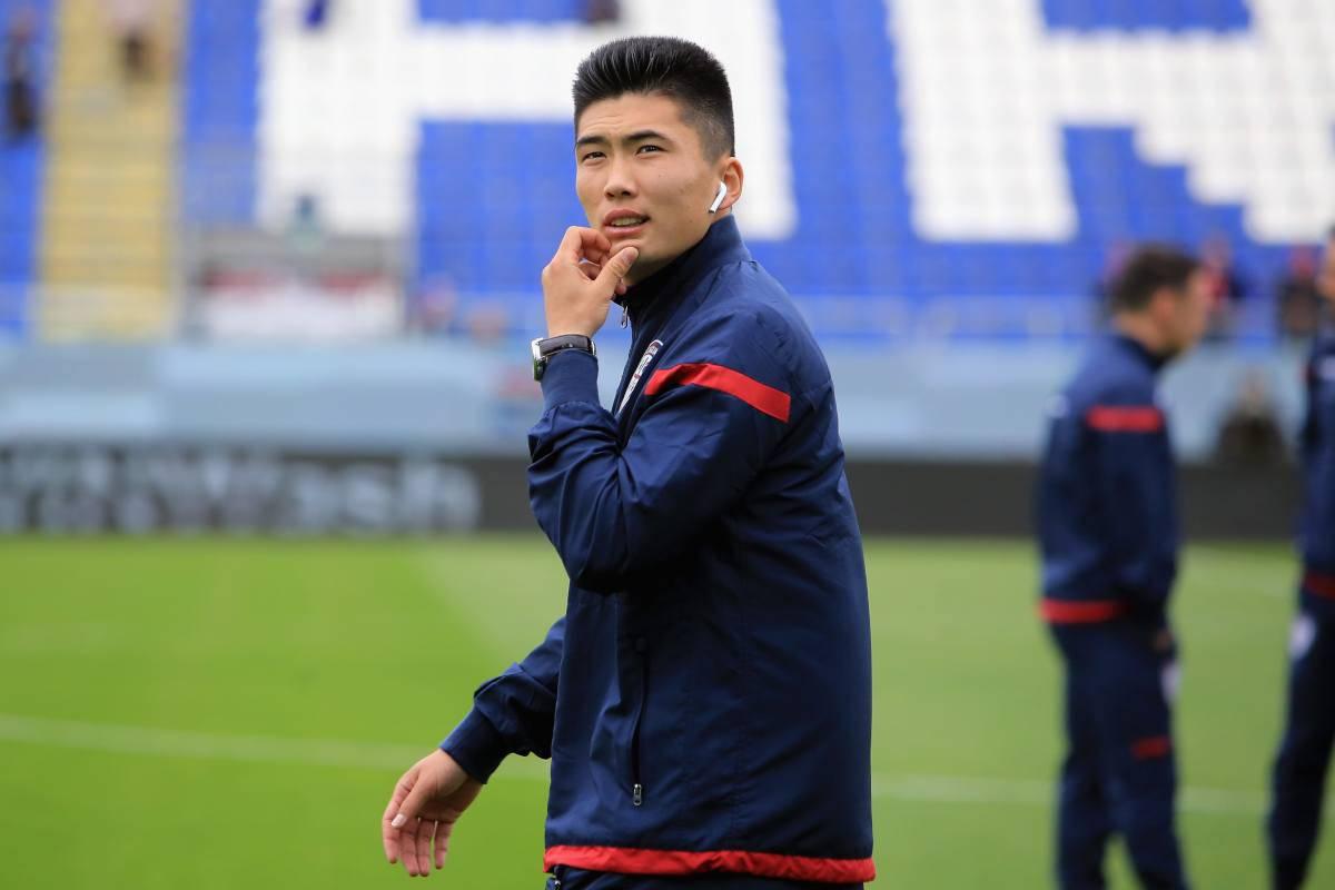 Kwang-Song Han Cagliari Calciomercato Perugia