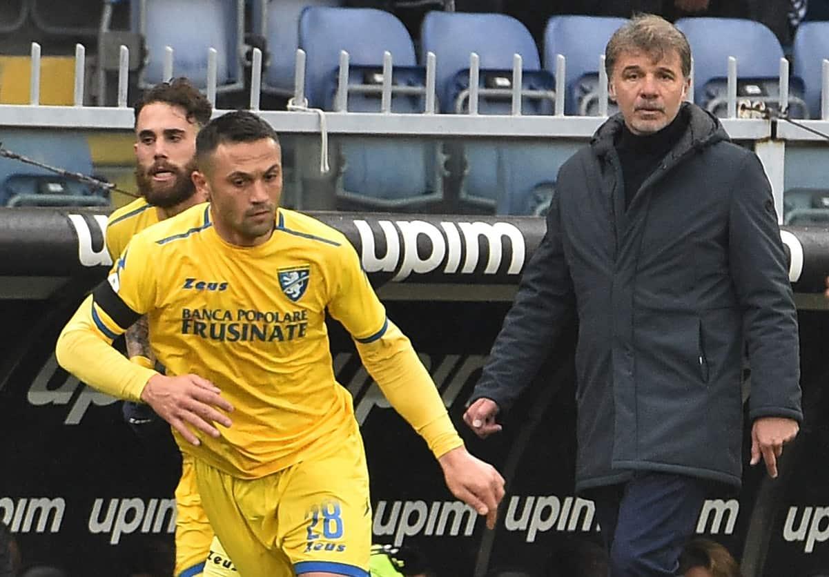 Calciomercato Frosinone, da Baroni a Ciano: la situazione
