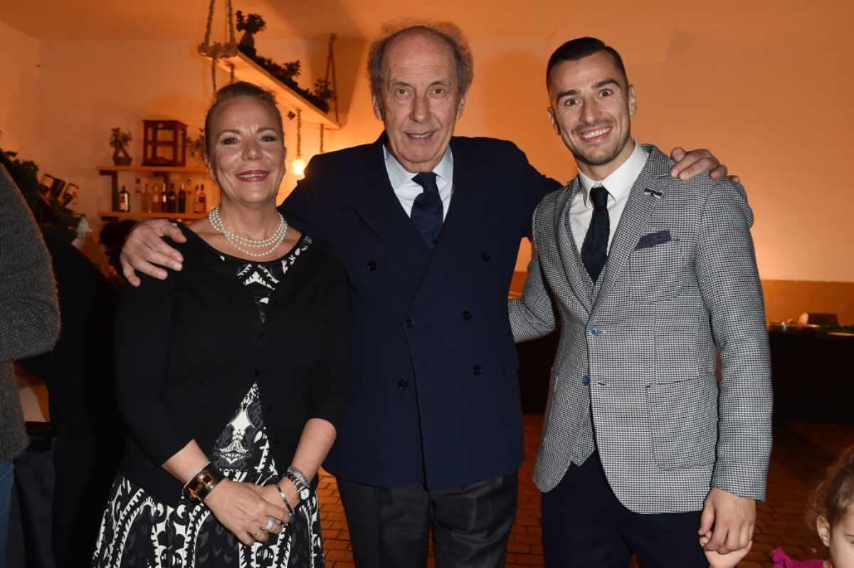 Rino Foschi e Daniela De Angeli Palermo