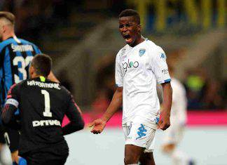 Hamed Traoré in Inter-Empoli