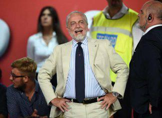 Calciomercato Napoli de laurentiis Mota Carvalho