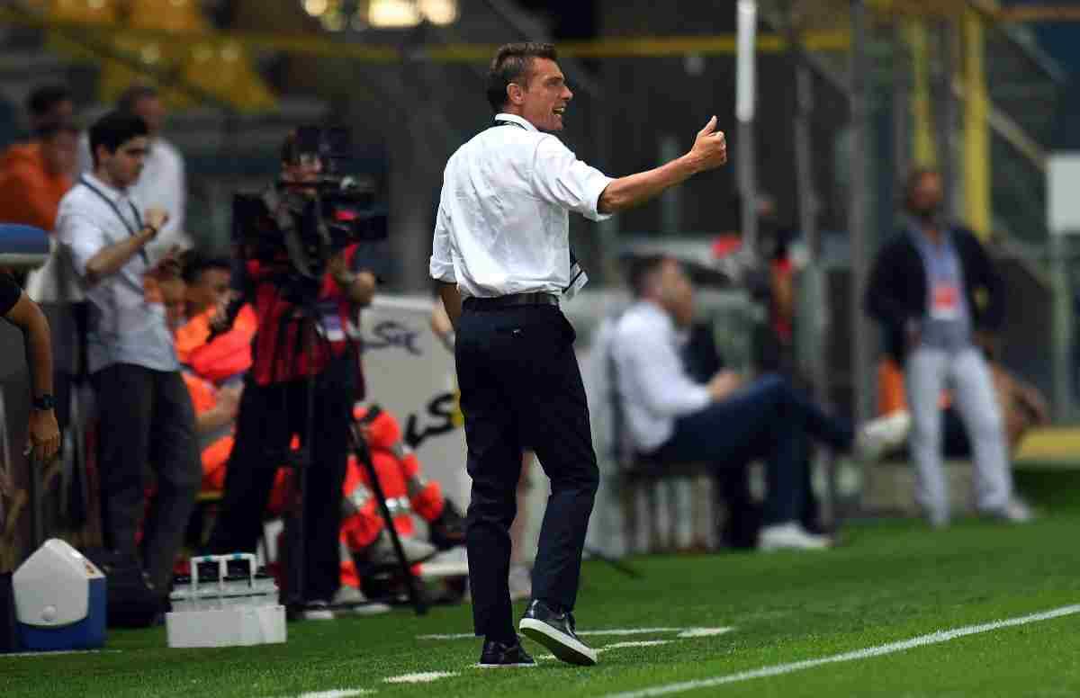 Massimo Brambilla Atalanta