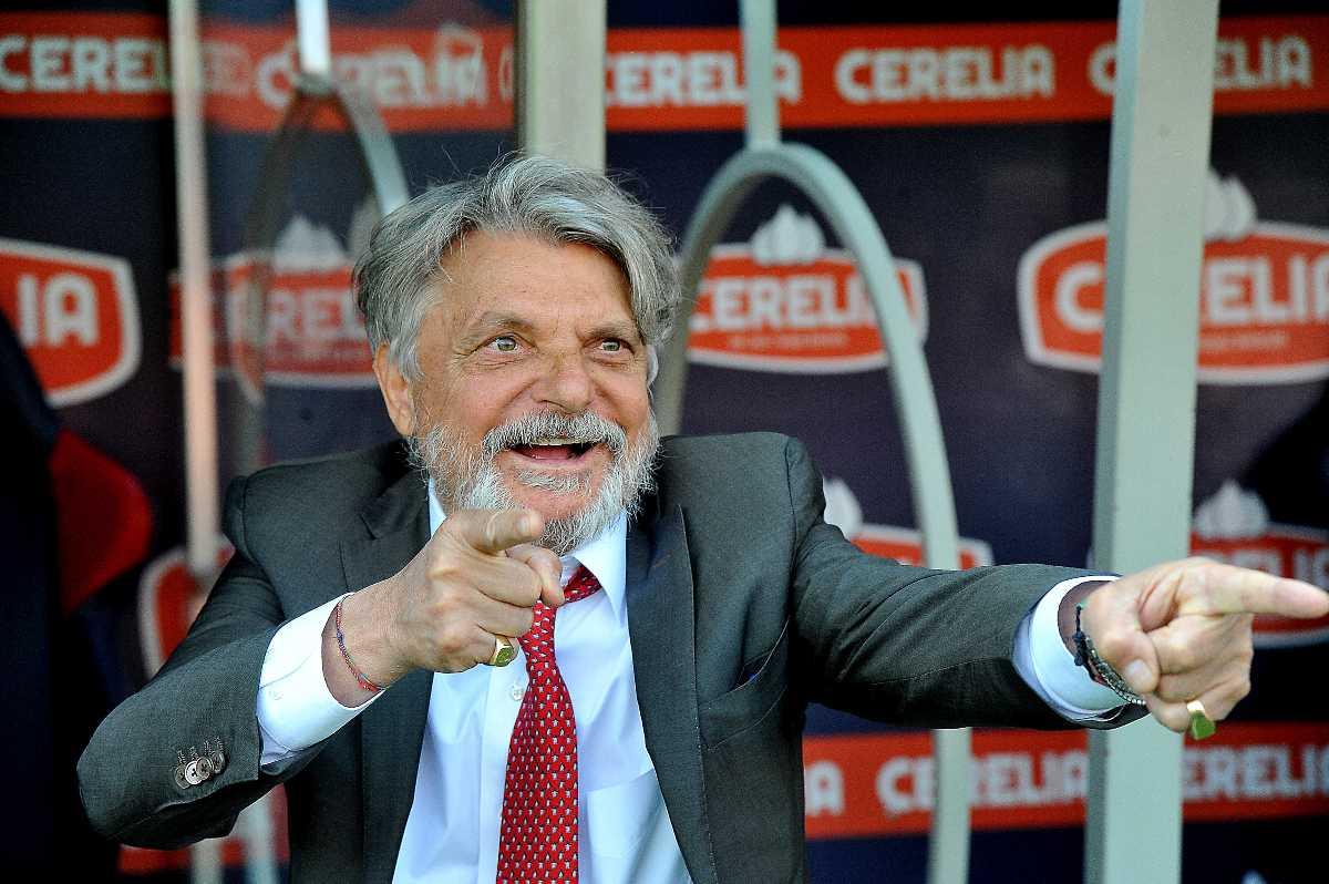 Calciomercato Palermo Ferrero